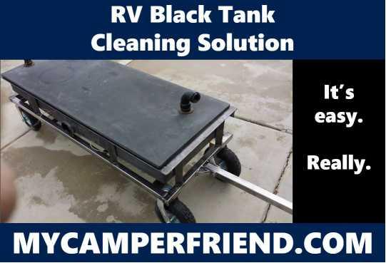 Rv Black Tank Cleaning Solution Mycamperfriend Com